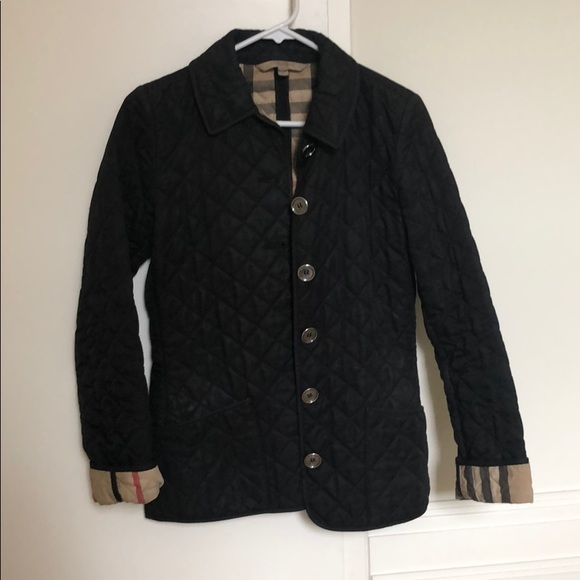 Burberry Jackets & Blazers - Burberry Brit Jacket - Size XS